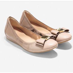 Cole Haan Tali Bow Ballet Flats